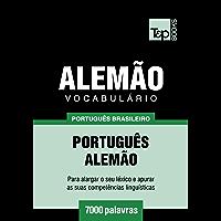 Vocabulário Português Brasileiro-Alemão - 7000 palavras