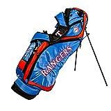 Team Golf 97727 Texas Rangers MLB Nassau Golf Stand Bag