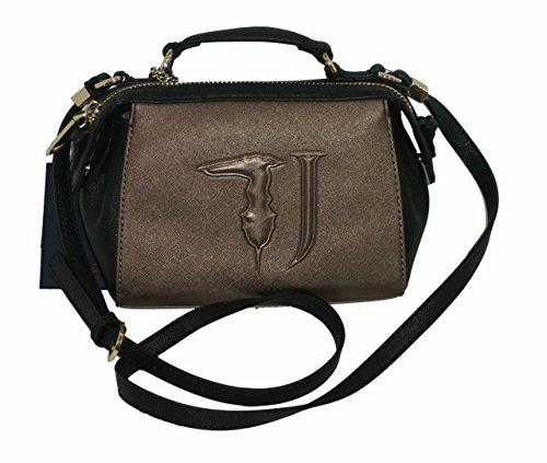 Trussardi Jeans 75B00192 1Y090125 M650 borsa nero-bronzo