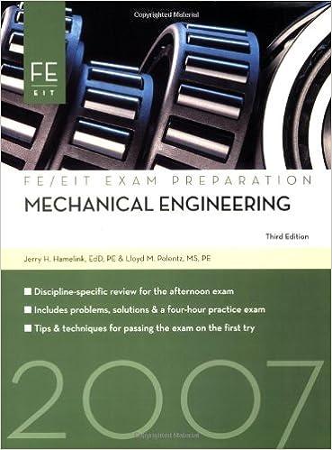 Mechanical Engineering: FE Exam Preparation: Amazon co uk