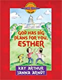 God Has Big Plans for You, Esther (Discover 4 Yourself Inductive Bible Studies for Kids)