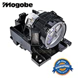 for DT00871 Compatible Projector Lamp with Housing for Hitachi CP-X615, CP-X807, CP-X705 Projectors by Mogobe