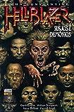 capa de Hellblazer Infernal Vol. 03