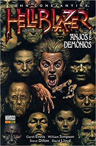 c8d5b20536a Hellblazer Infernal - Volume 3 - 9788542613902 - Livros na Amazon Brasil