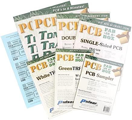 Pulsar Pro FX - Papel transfer: Amazon.es: Oficina y papelería