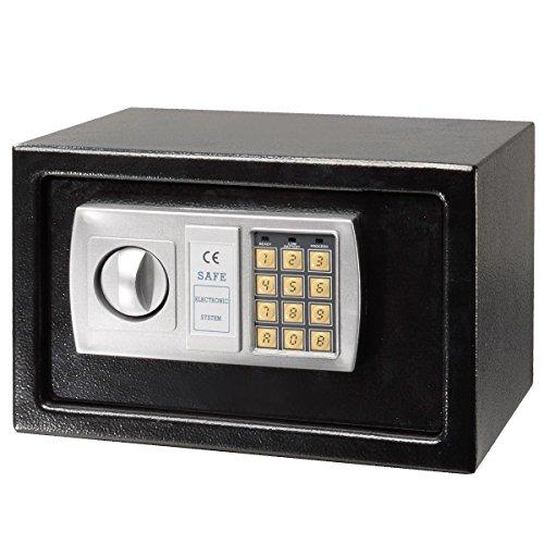 Electronic Digital Lock Keypad Safe Box Cash Jewelry Gun Safe (Fallout Vault Dweller Costume)