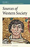 Sources of Western Society 9780312640798