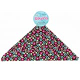 Amscan 50.8 x 50.8cm Hippie Chick Birthday Bandana