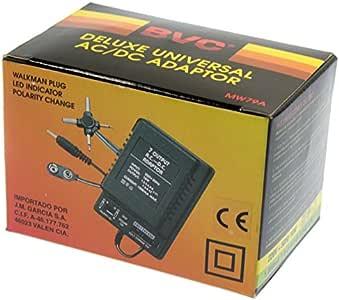 Transformador Universal de Corriente AC/DC 1000 mA. Salida