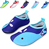 #8: Giotto Barefoot Quick-Dry Kids Men Women Water Sports Shoes Skin Aqua Socks for Swim Beach Pool Surf Yoga