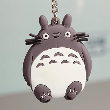 KroY PecoeD Anime japonés mi Vecino Totoro Llavero, Lindo ...