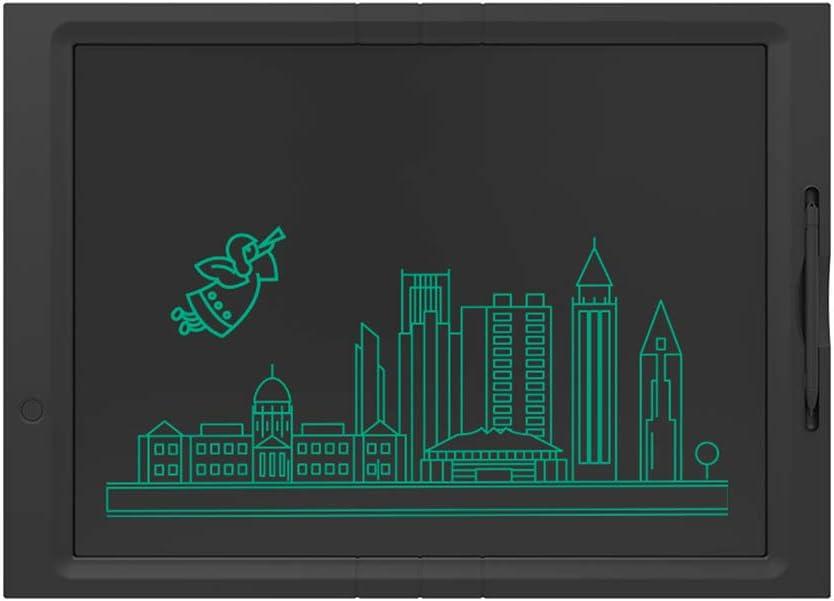 Digital tablet 21 inch LCD Handwriting Board Graffiti Drawing Board Draft Math Eye Protection Home Blackboard Business Office Note Board Magic Board Graphic Input Board Black