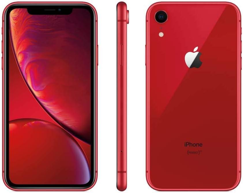 Amazon Com Apple Iphone Xr 256gb Red For Verizon Renewed Electronics