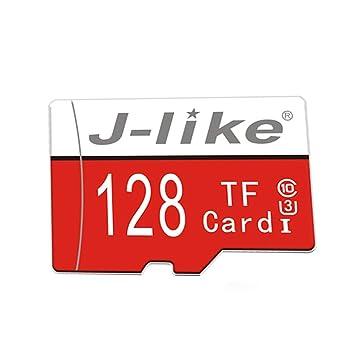 Tarjeta Micro SD de 128 GB Tarjeta de memoria de 128 GB C10 ...