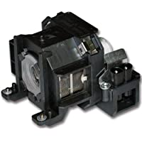 Epson powerlite 1705c High Quality Compatible Replacement projector Lamp Bulb with Housing