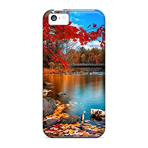 Forever Collectibles Autumn's World Hard Snap-on Iphone 5c Cases