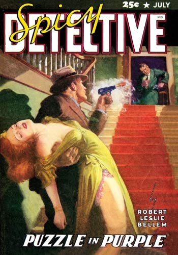 Spicy Detective Stories - 07/42: Adventure House Presents:]()