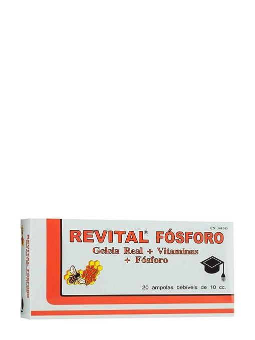 REVITAL - REVITAL JALEA+FOSFORO 20 AMP