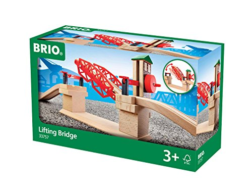 New Train Tracks BRIO Lifting Bridge