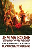 Jemima Boone - Daughter of the Frontier, L. Dowell, 0615552080