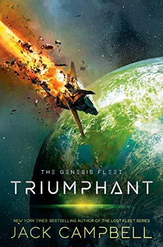 Triumphant (Genesis Fleet, The Book 3)