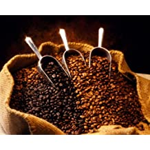 Tanzanian Northern Peaberry Coffee Beans (2.5 pounds Whole Beans, Unroasted Green Beans)
