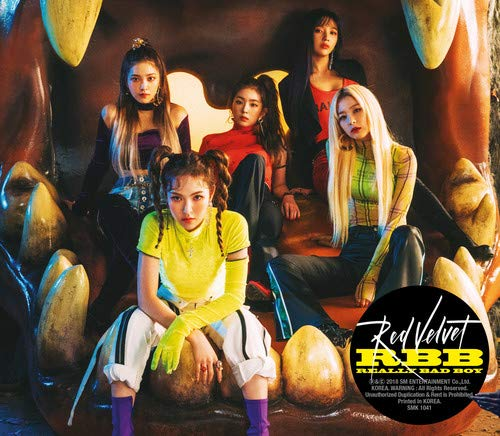 CD : Red Velvet - Red Velvet The 5th Mini Album 'rbb' (Poster)