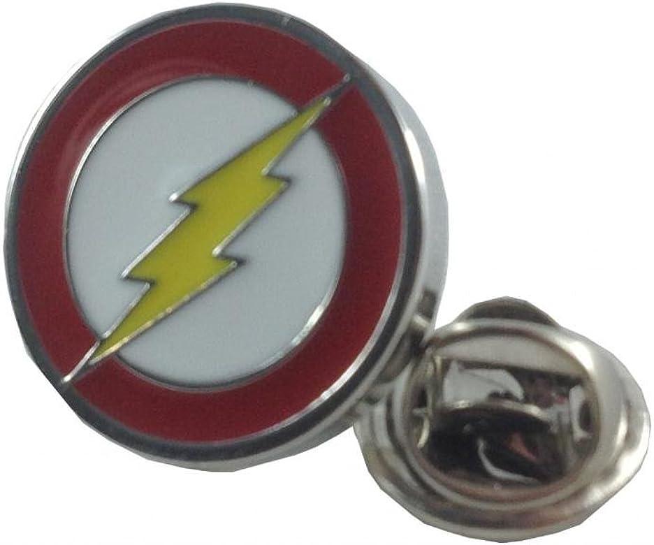 Corbata para hombre, el logotipo de Flash Lightning – Clavos pin ...