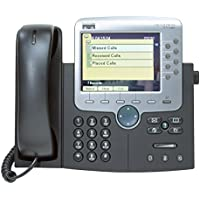 Cisco CP-7970G Unified IP Phone (Certified Refurbished)