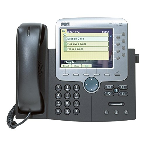 (Cisco CP-7970G Unified IP Phone (Certified Refurbished))