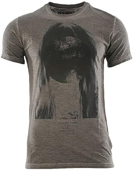 Volcom - Camiseta - para hombre verde oliva small: Amazon.es: Ropa y accesorios
