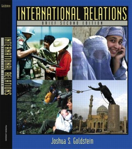 International Relations, Brief Second Edition
