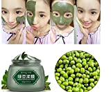 Best GokuStore Facial Massagers - BIOAOUA Green Beans Mud Facial Mask Shrink Pore Review