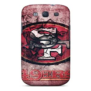 Quality HugeOfficial Case Cover With San Francisco 49ers Nice Appearance Compatible With Galaxy S3
