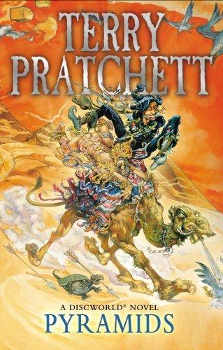 terry pratchett reading order