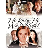 He Knew He Was Right DVD - Anthony Trollope Adaptation < 2-Disc >