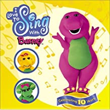BARNEY - I LOVE TO SING WITH BARNEY