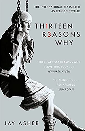 Thirteen Reasons Why Spinebreakers Amazoncouk Jay Asher Books