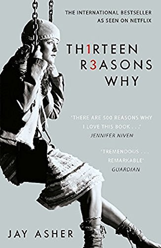 Image result for Thirteen Reasons Why – Jay Asher