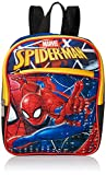 Marvel Boys' Spiderman 10 Inch Mini Children's Backpack, Blue, One Size