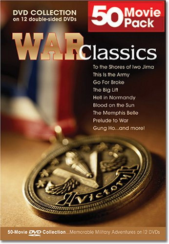 war classics dvd - 9