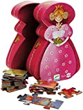 Djeco - DJ07221 - Puzzle - Silhouette Princesse