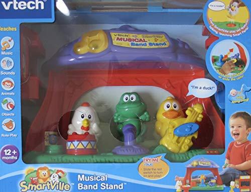 Musical Band Stand Smartville Play Set (2006)