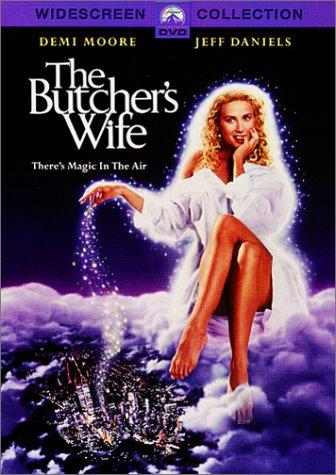 The Butcher's Wife (Widescreen) (Bilingual) Demi Moore Jeff Daniels George Dzundza Mary Steenburgen