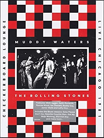 Amazon com: Muddy Waters and The Rolling Stones - Live At The
