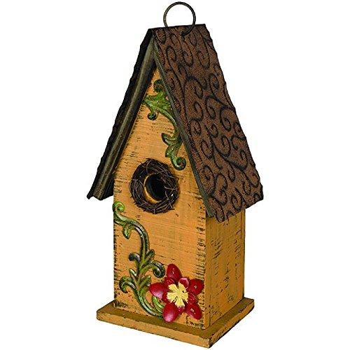 Carson Birdhouse Nest Detail Home Decor