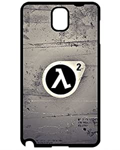 5257344ZA448422803NOTE3 Premium Protective Case With Awesome Look - Half-life Samsung Galaxy Note 3