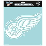 Wincraft NHL Detroit Red Wings WCR29616061 Perfect Cut Decals, 8-Inchx8-Inch
