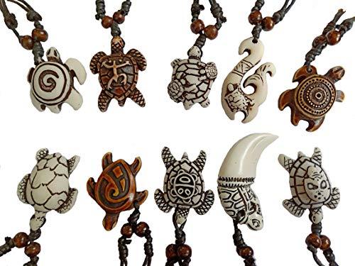 Askana Fashion Cute Pendant Necklace Sets with Adjustable Cotton Cord