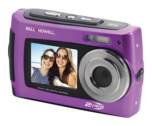Bell+Howell 2VIEW 18.0MP HD Dual Screen Underwater Digital &